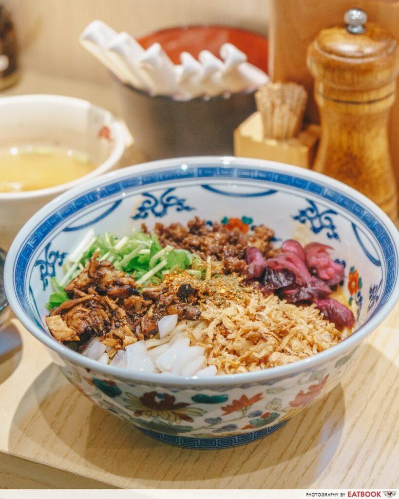 Enishi dan dan noodles potrait