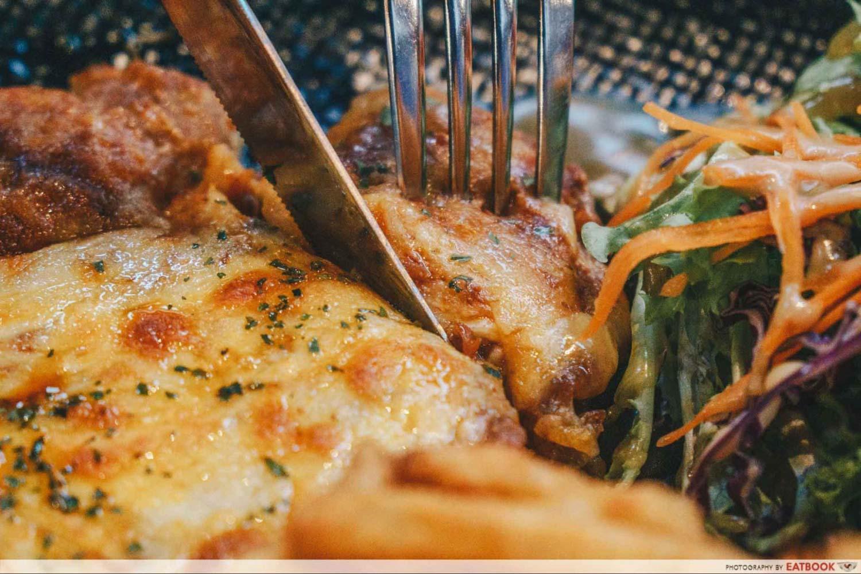 Esplanade - Sambal Bali Chicken Cutlet