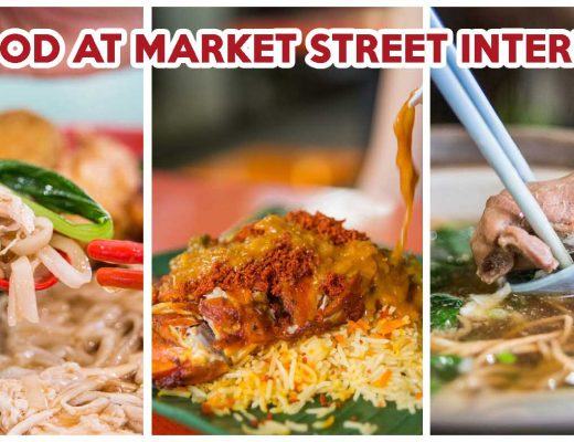 Food at Market Street Interim