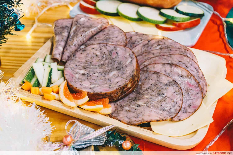 Tuscany Truffle Ham
