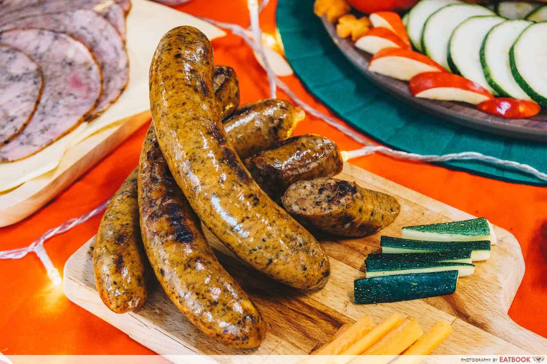 Tuscany Truffle Sausage