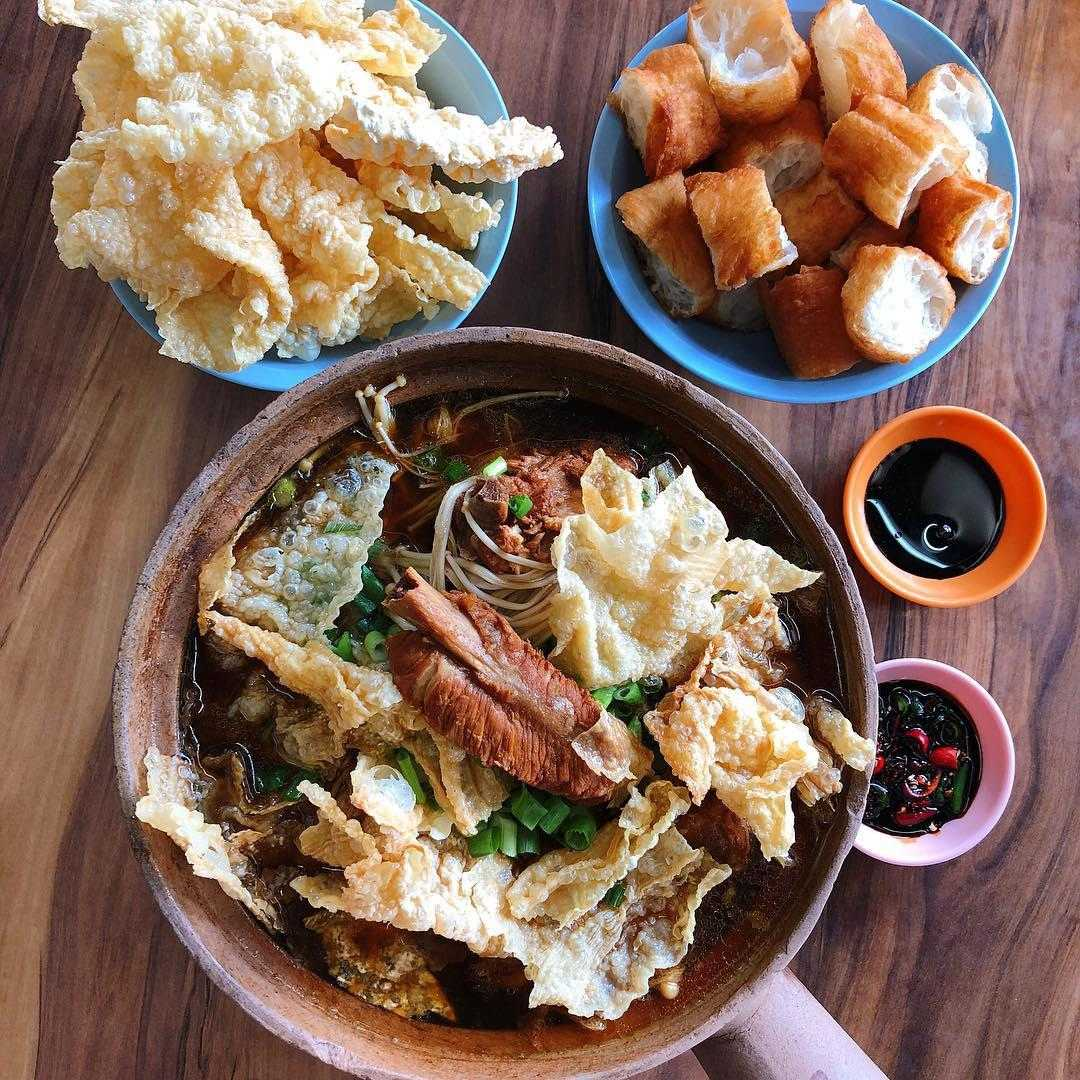 Delicious food in JB