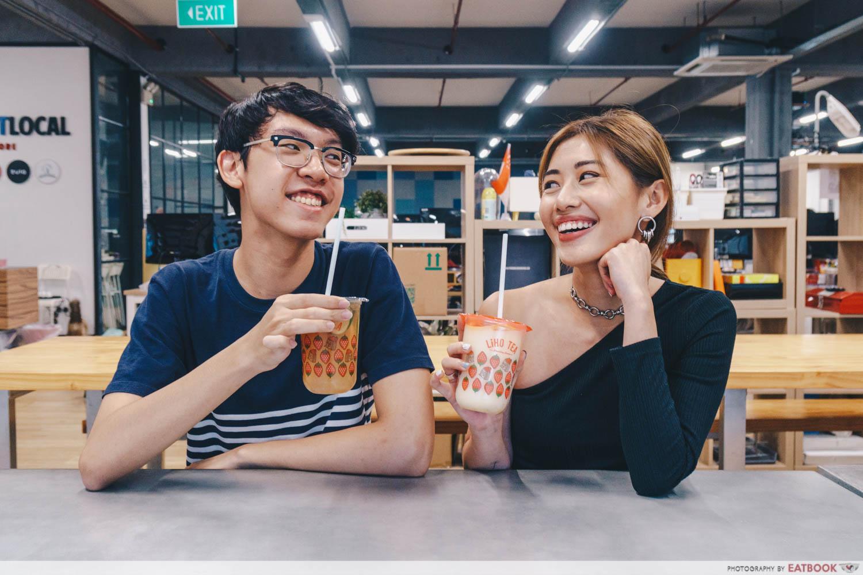 LiHO Beauty Tea Collagen Drink - Verdict
