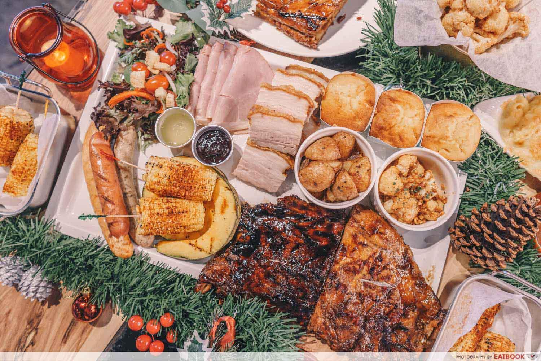 Morgan's Christmas Feast