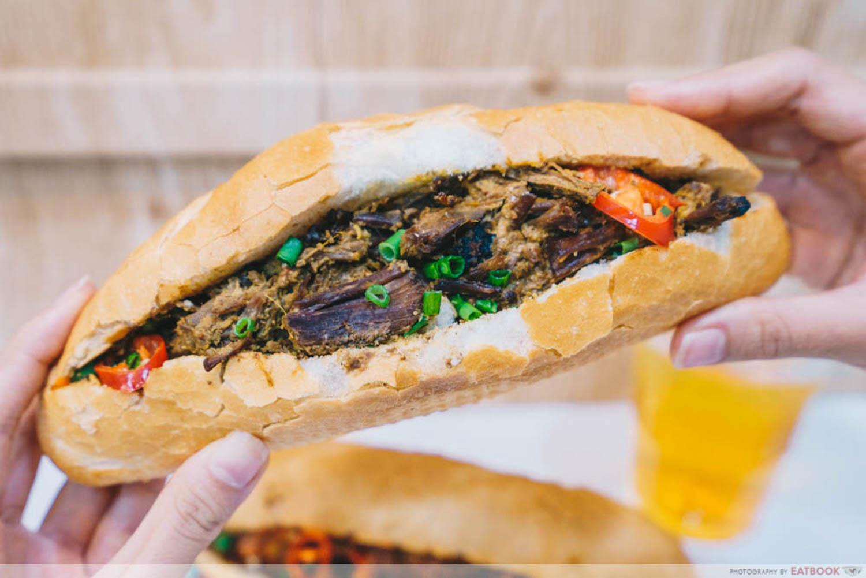 New Restaurants December - Banh You Banh Mi 2