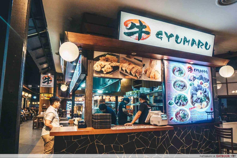 New Restaurants December - Gyumaru 1New Restaurants December - Gyumaru 1