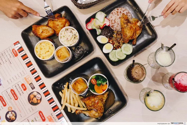 New Restaurants December - Kenny Rogers 1
