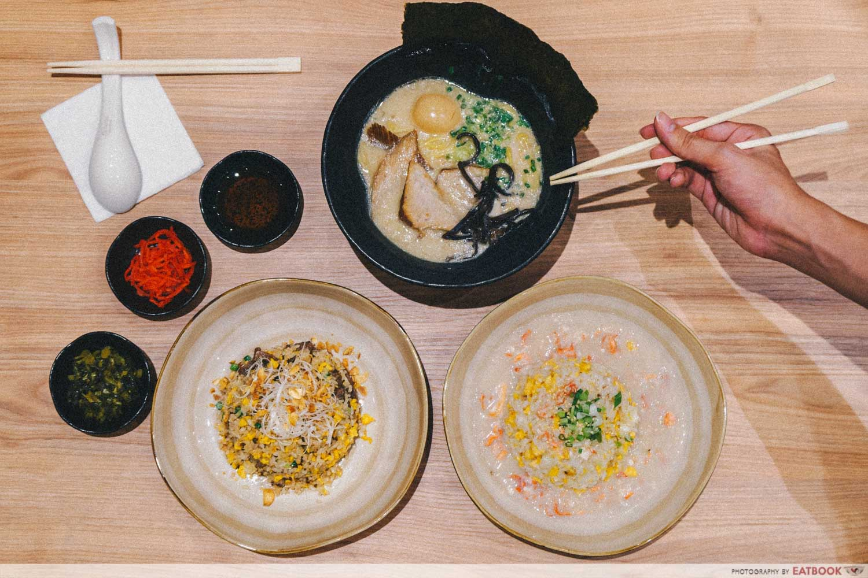 New Restaurants December - Kiwami Ramen 1