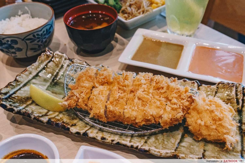 New Restaurants December - Shiokoji Tonkatsu Keisuke 2