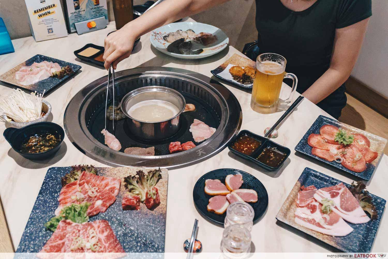 New Restaurants December - Tenkaichi 2