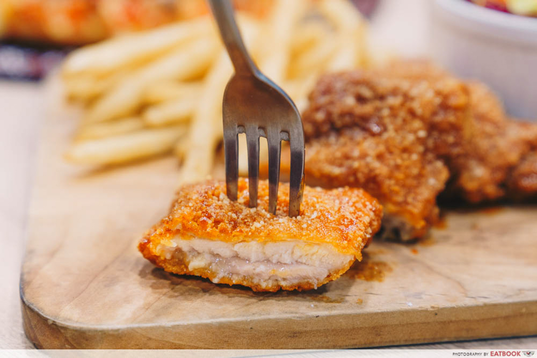 Pizza Hut - Chicken cutlet