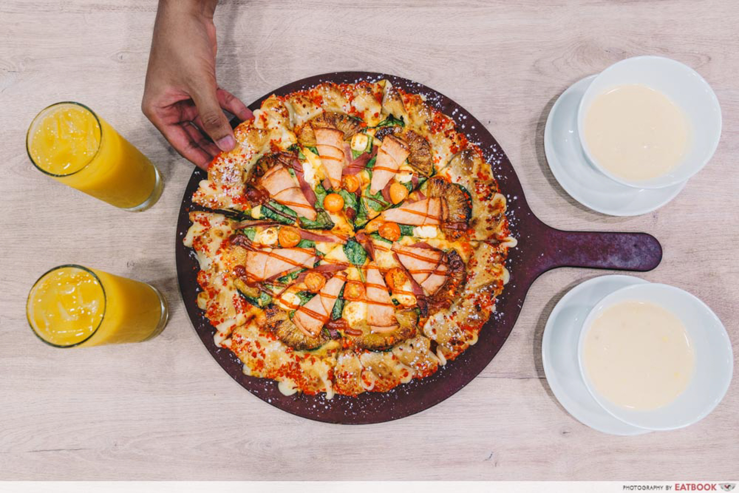 Pizza Hut - Meal for 2