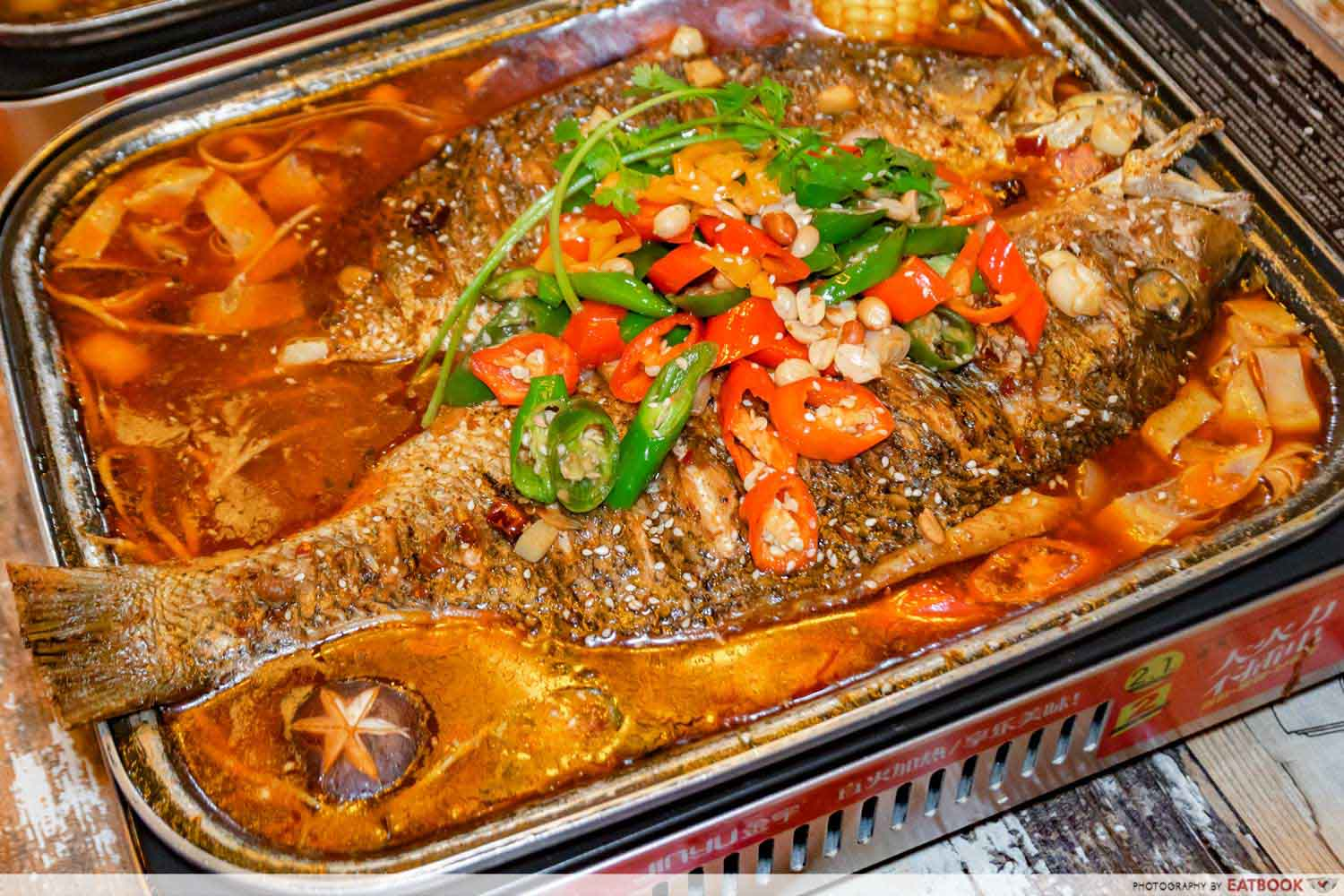 RF Mall - Hot and Spicy Red Snapper