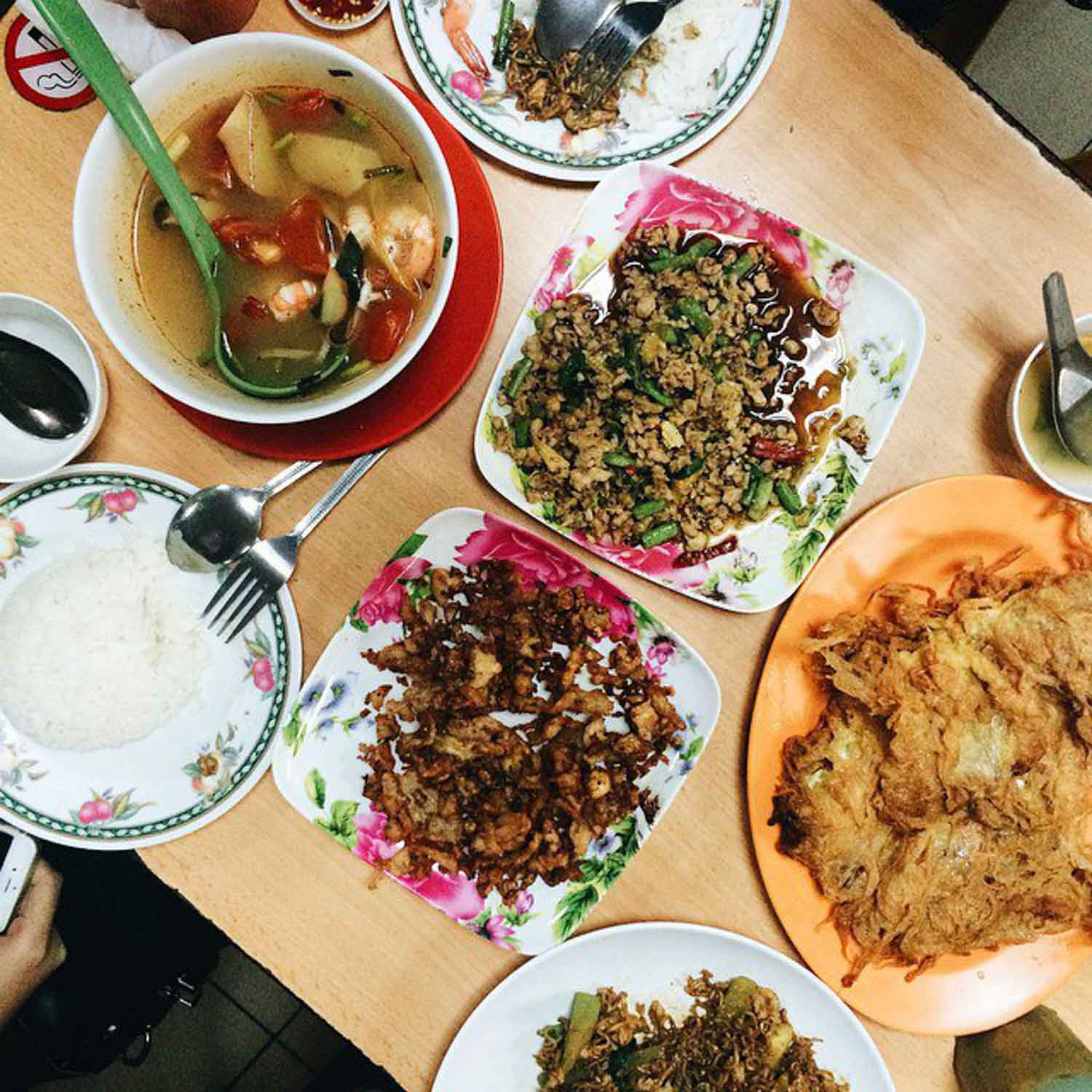 Supper Spots In Town - Korat Thai Cafe