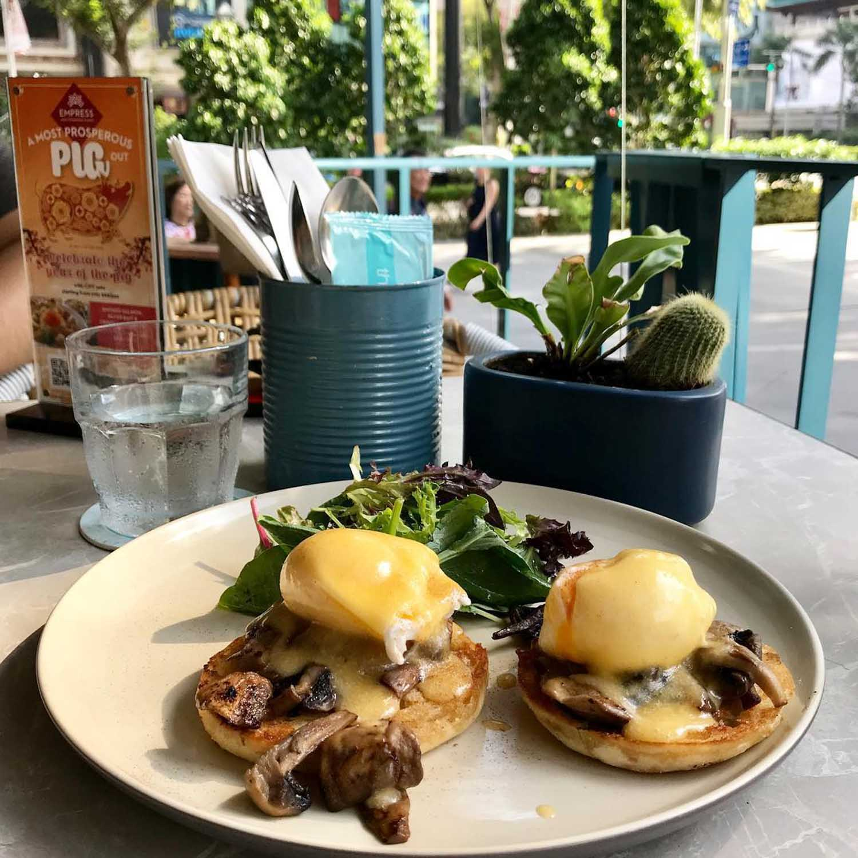 Supper Spots In Town - Privé Wheelock