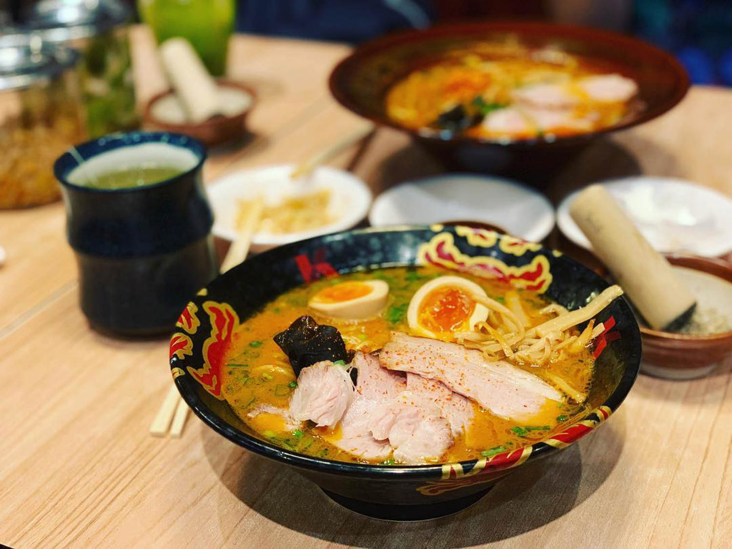 Supper Spots In Town - Ramen Keisuke Lobster King