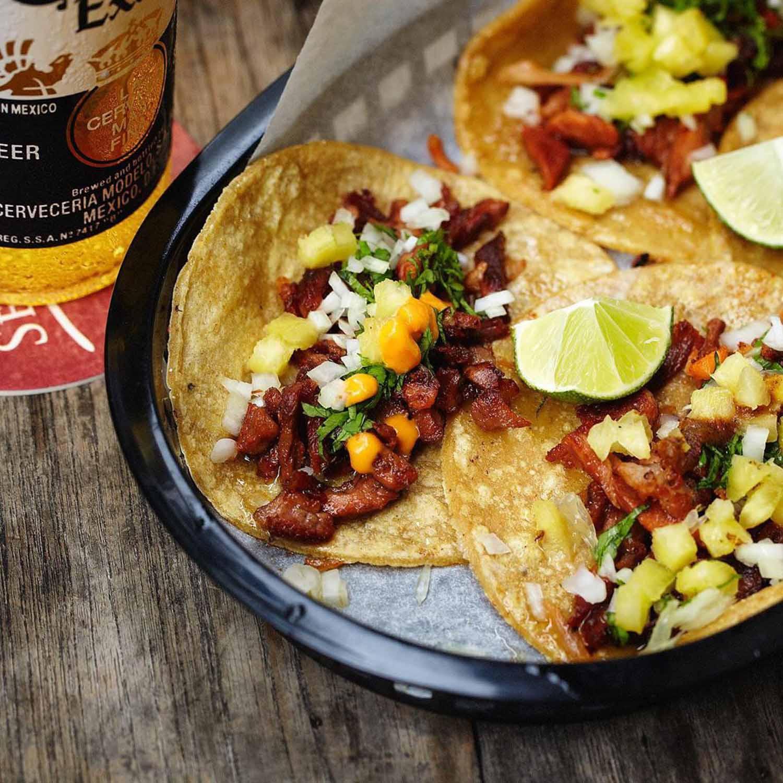 Supper Spots In Town - Senor Taco
