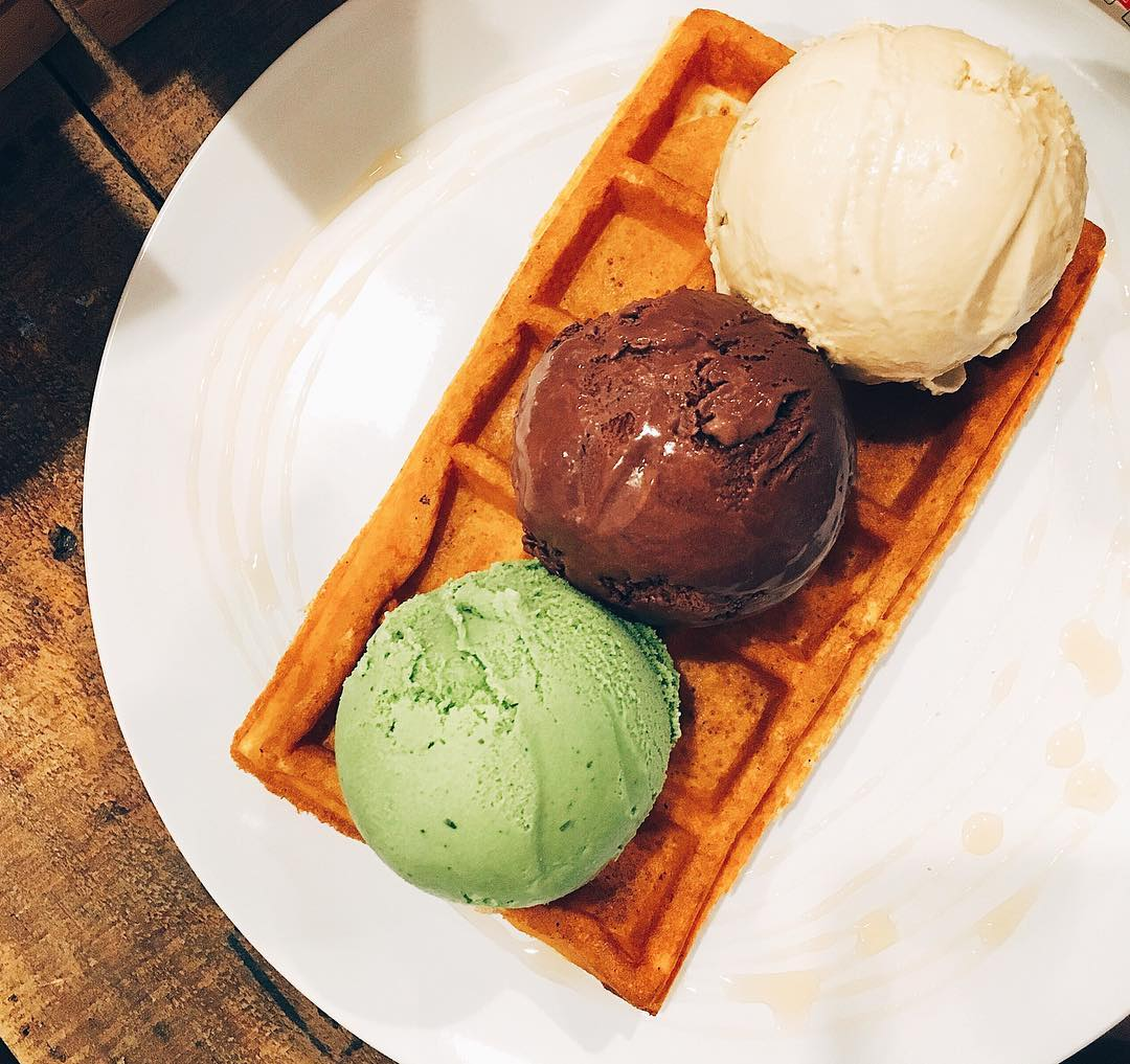 Merely Ice Cream-tampines cafes