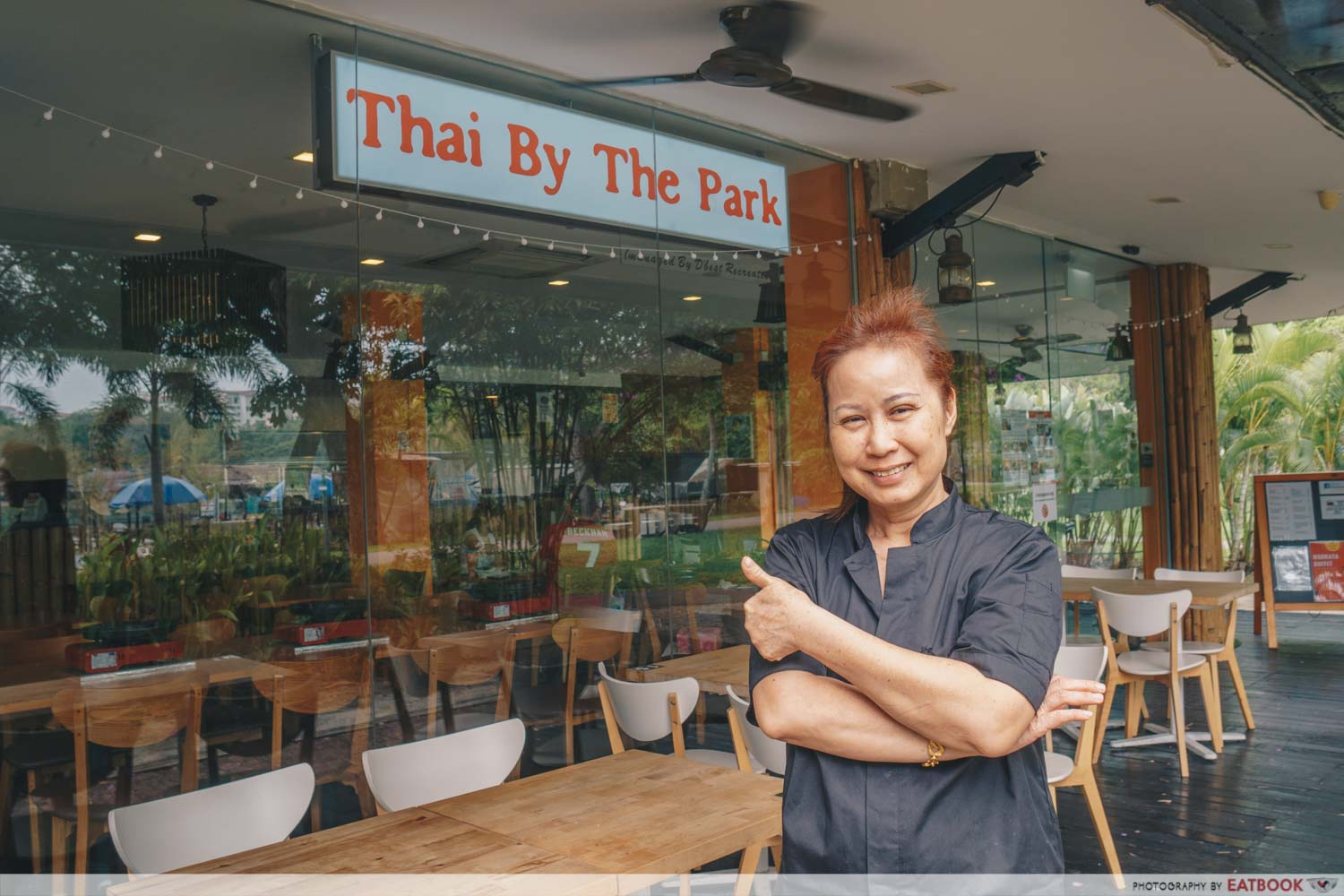 Thai By The Park - Aunty Jane