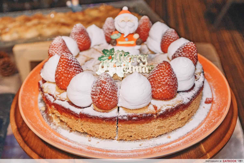 The Square - Linzer Torte