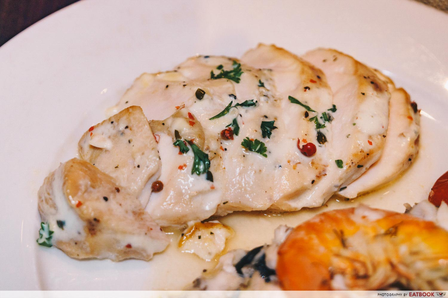 The Square - Sous Vide Chicken Breast