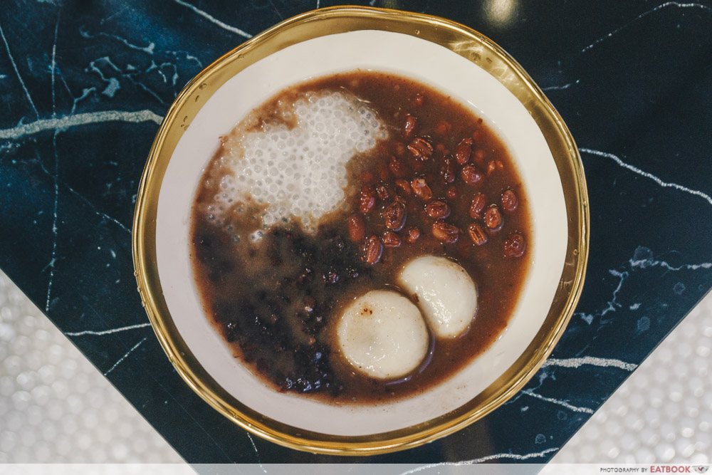 Red Bean Dessert