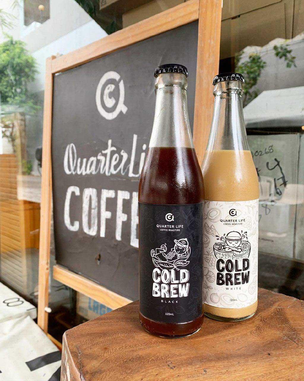 Coffee Cafes Singapore - Quarter Life Coffee