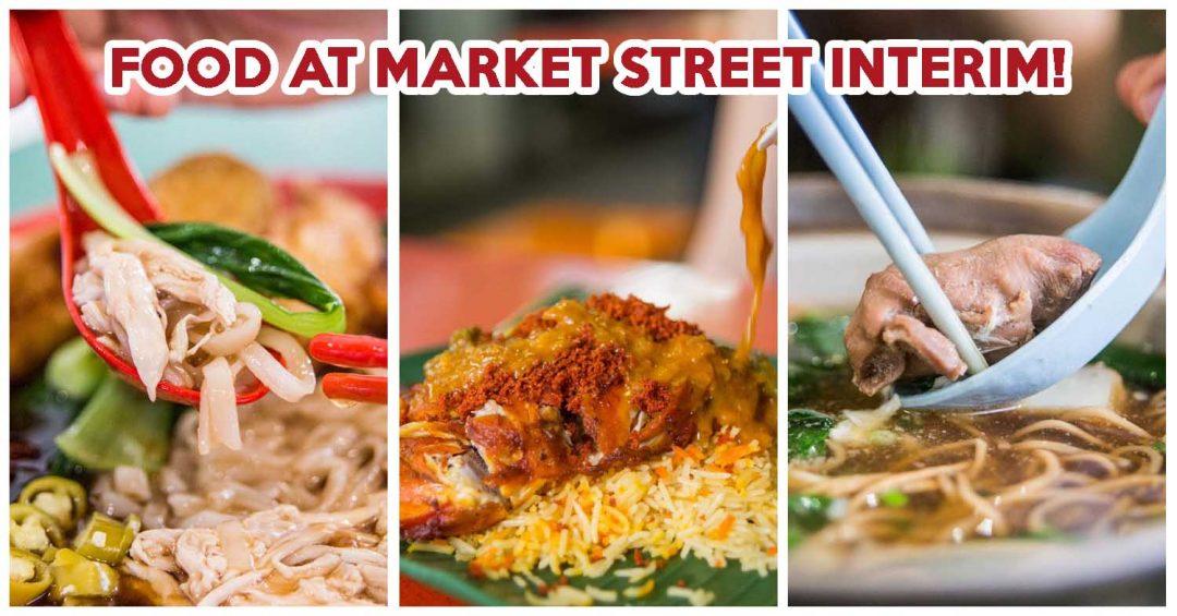 Food at Market Street Interim