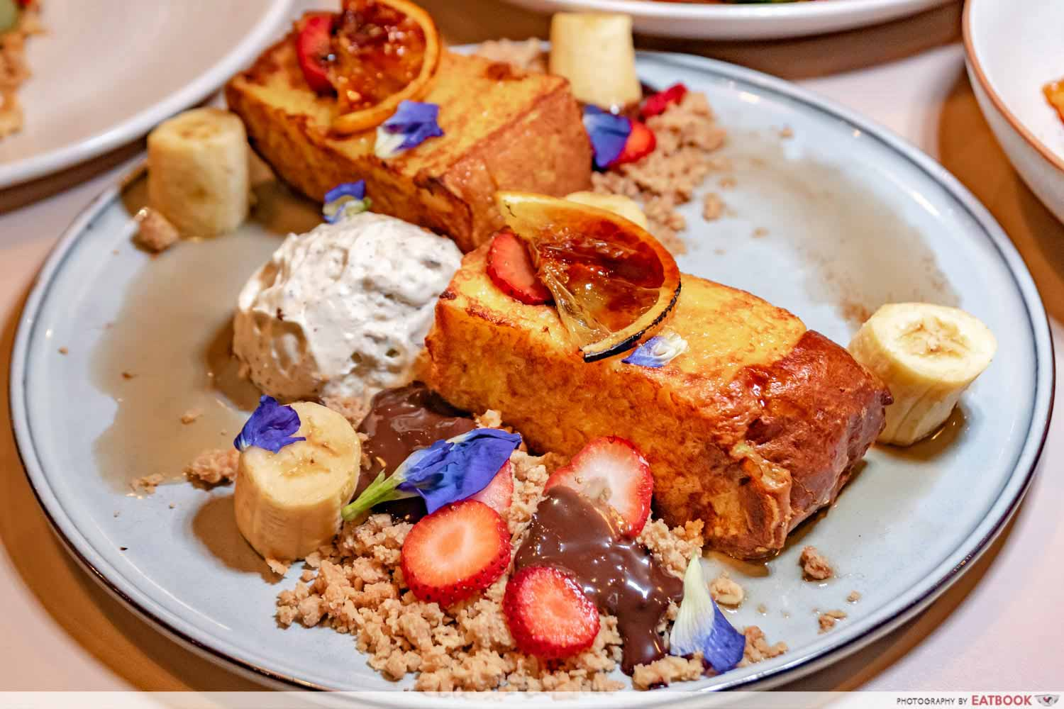 RF Mall - Citrus French Toast