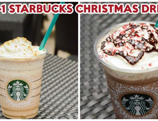 1-for-1 starbucks christmas drinks