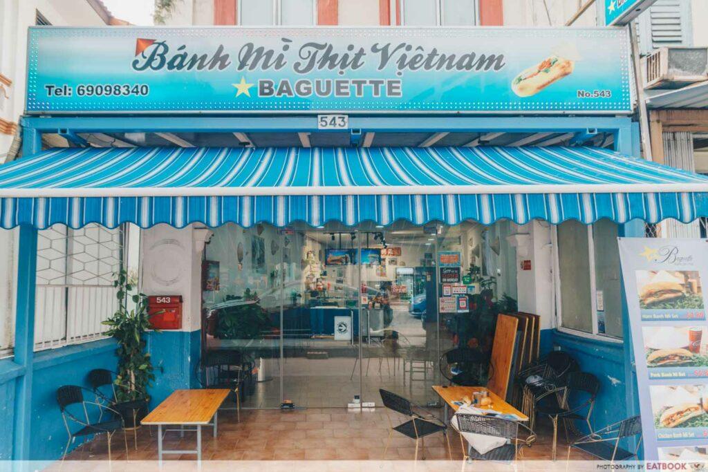 Banh Mi Thit storefront shot