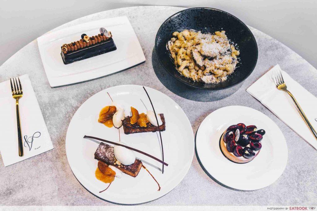 Best Dessert 2019 - Voyage Patisserie