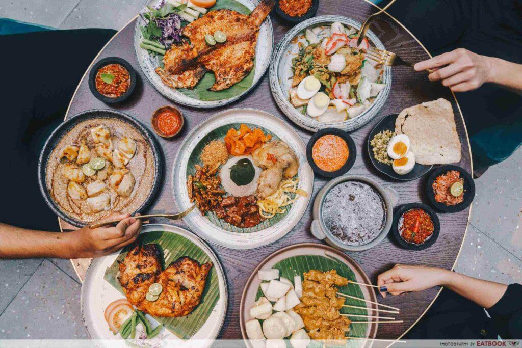 Best Restaurants in singapore-Sama-Sama-by-tok-tok
