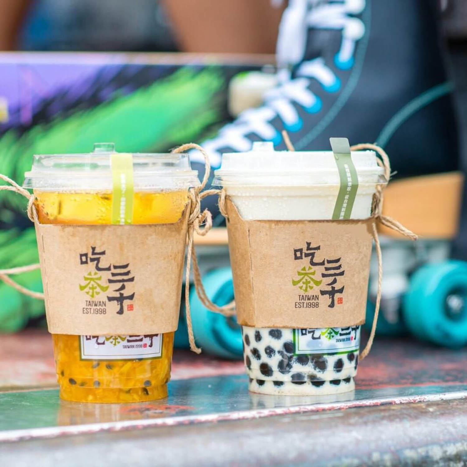 Bubble Tea Shops - CHICHA San Chen