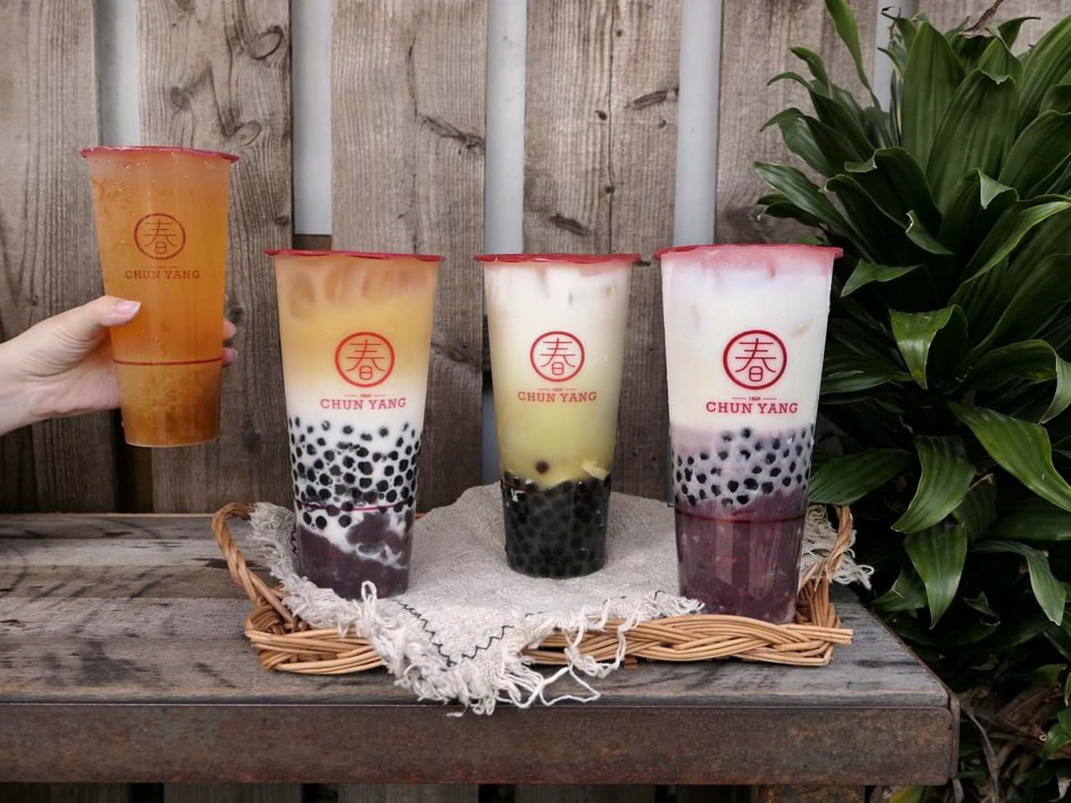 Bubble Tea Shops - Chun Yang Tea