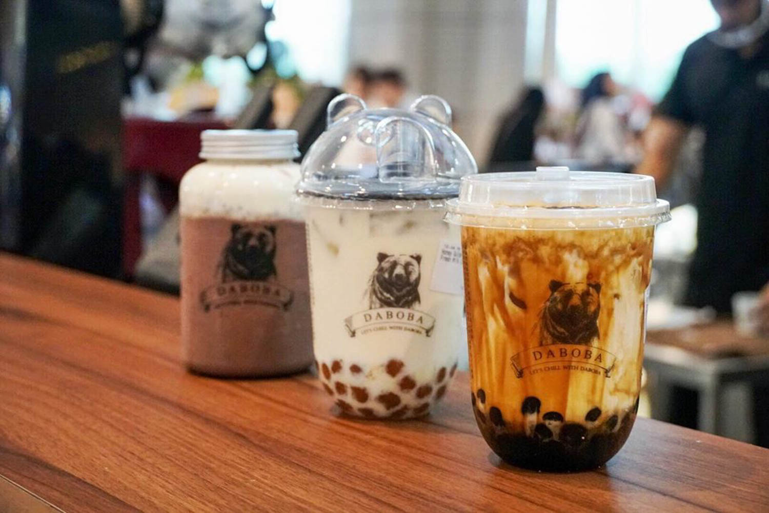 Bubble Tea Shops - Daboba