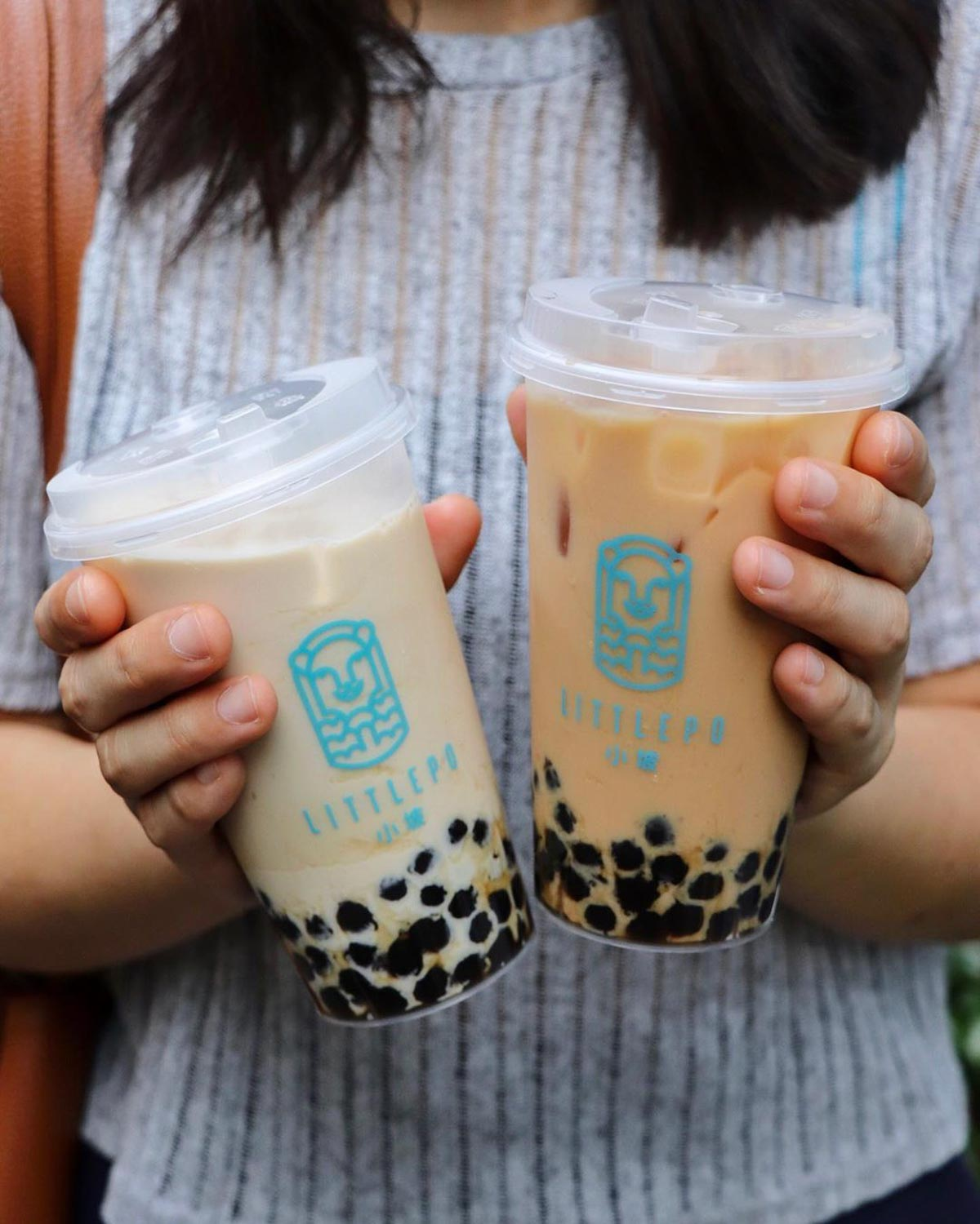 Bubble Tea Shops - Little Po