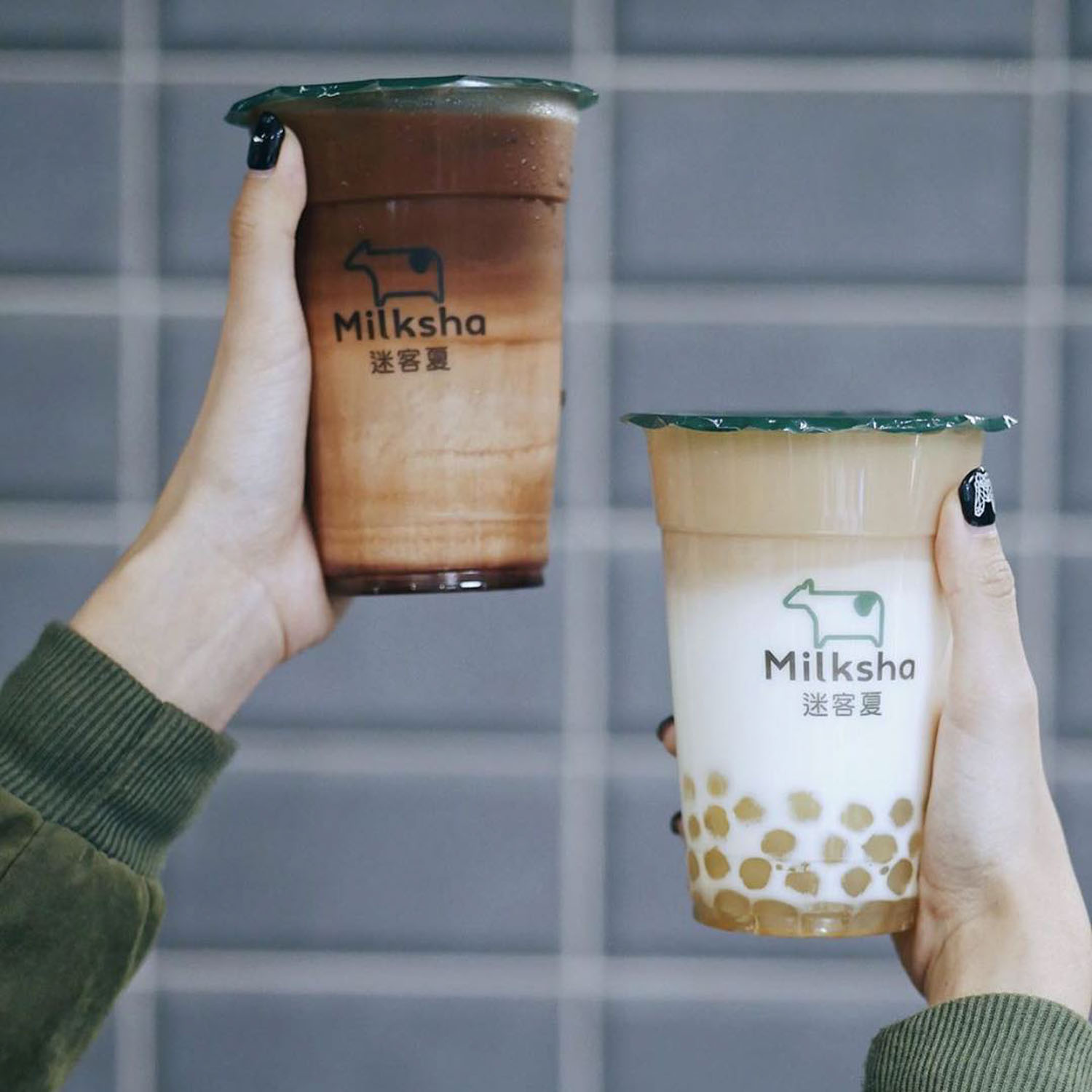 Bubble Tea Shops - Milksha