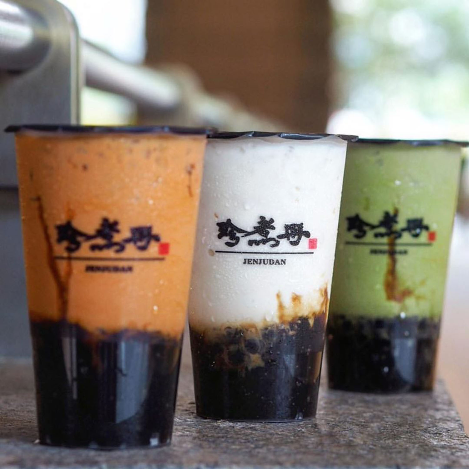 Bubble Tea Shops - Truedan Singapore