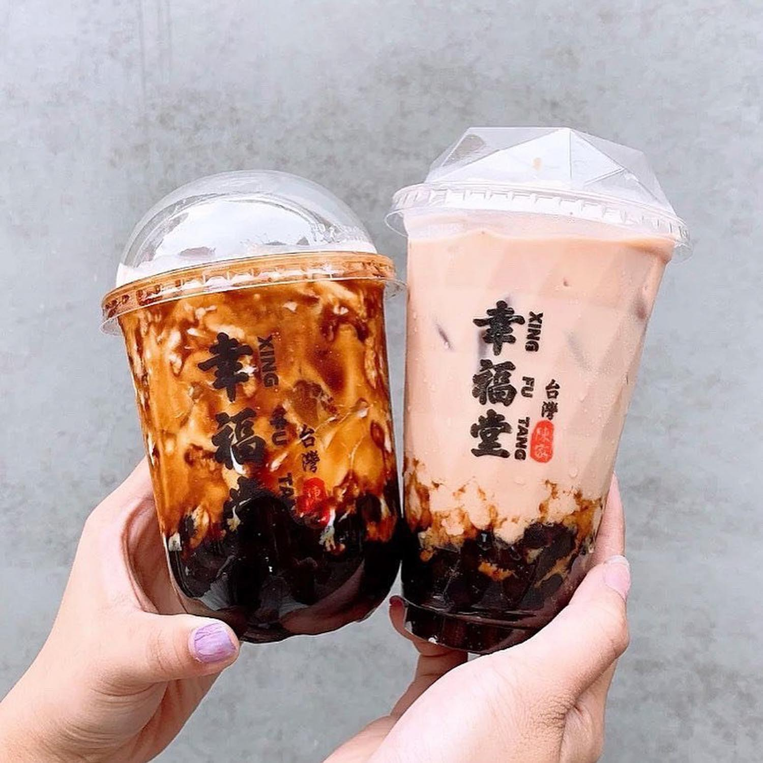 Bubble Tea Shops - Xing Fu Tang