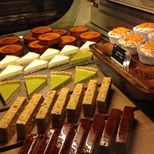 Casual Afternoon Tea Places - Sinpopo Brand