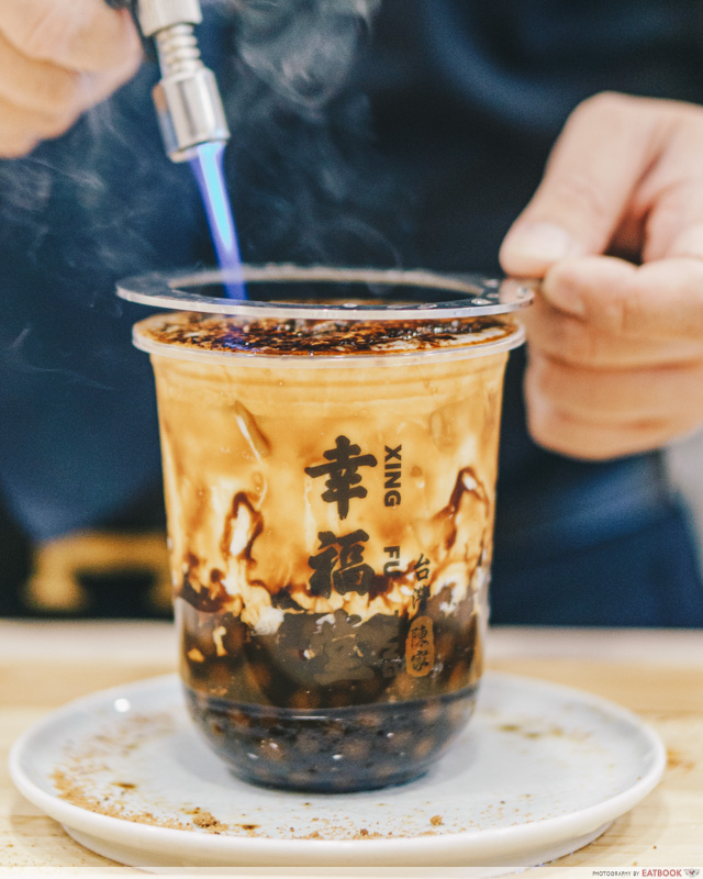 Casual Afternoon Tea Places - Xing Fu Tang