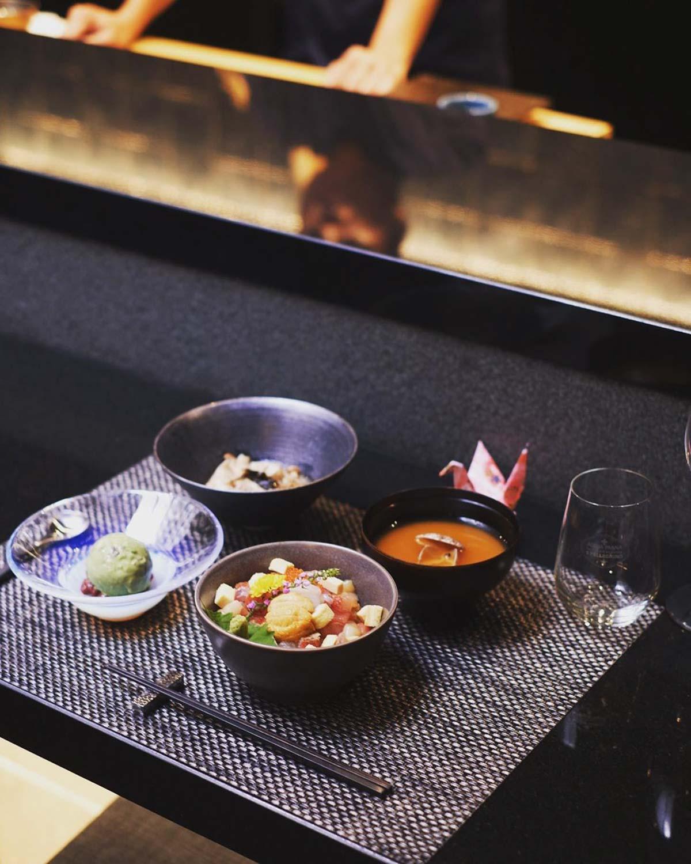 Chope YES - Rizu Modern Japanese Cuisine