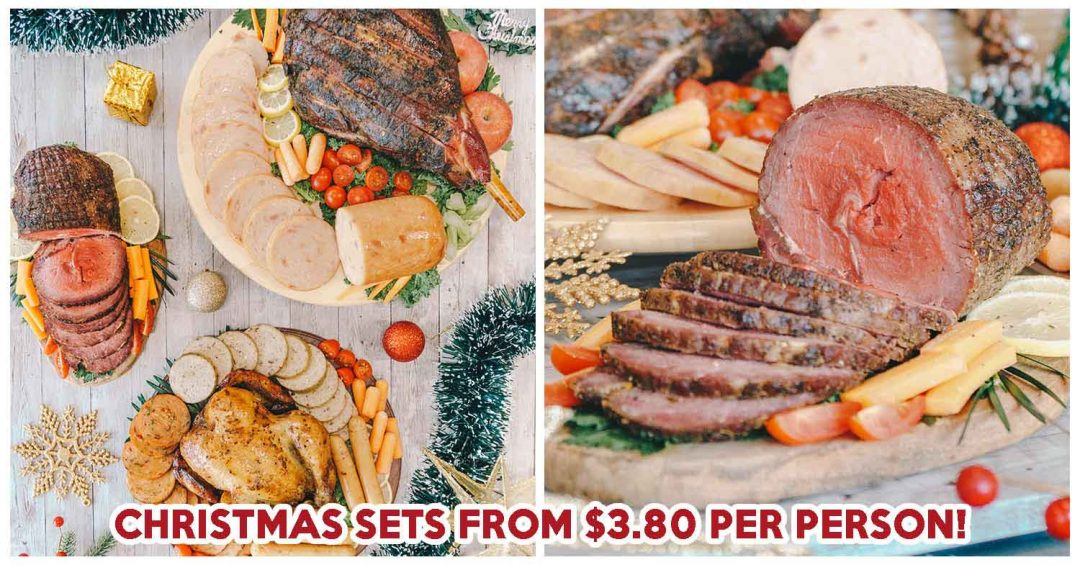 FairPrice Halal Christmas Set - Featured image
