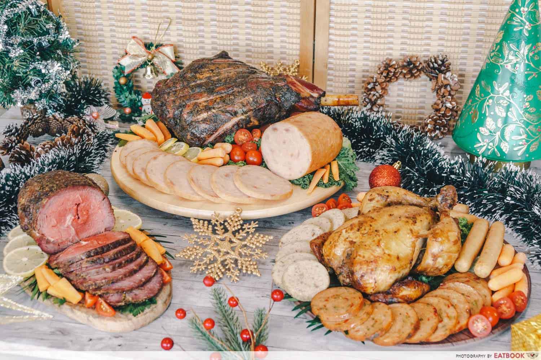 FairPrice Halal Christmas Set - Wide-angle