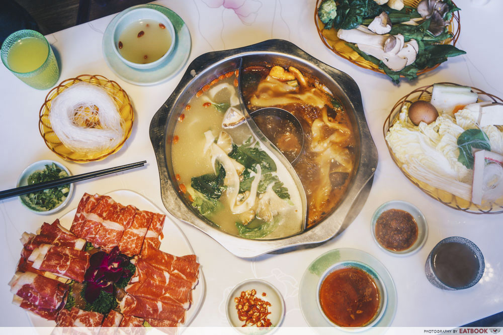 Food Places In The West Shi Li Fang