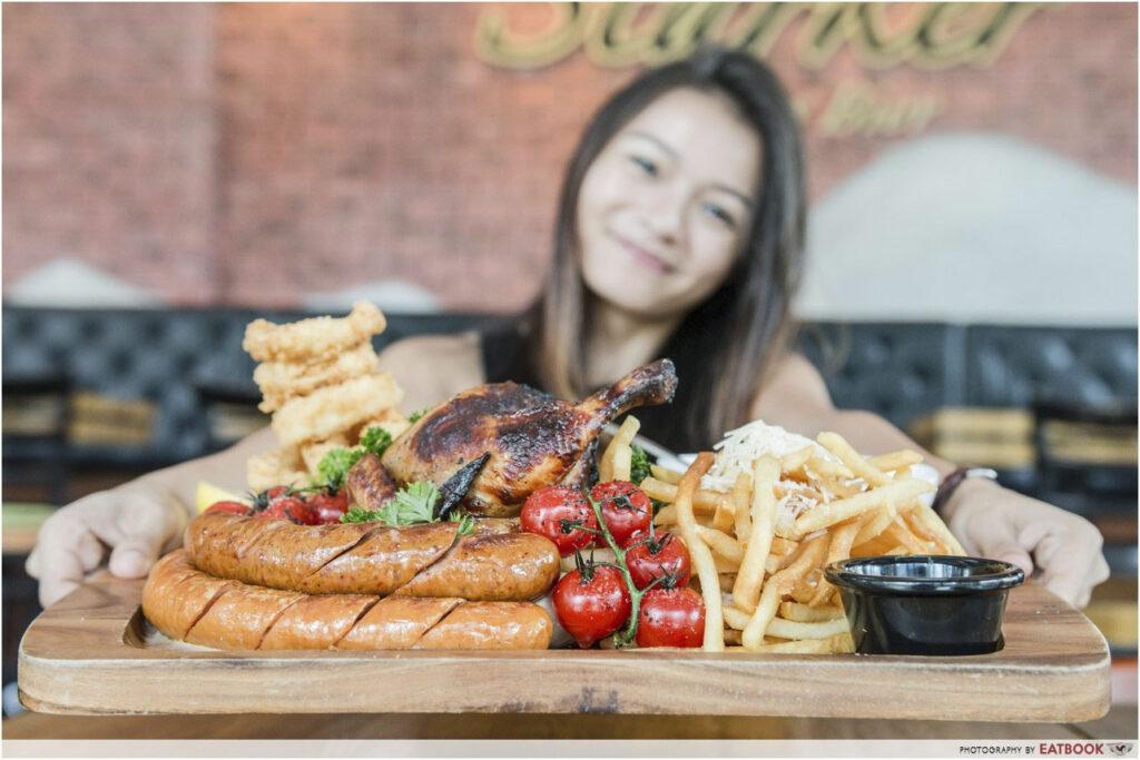 Food Places In The West Stärker Bistro