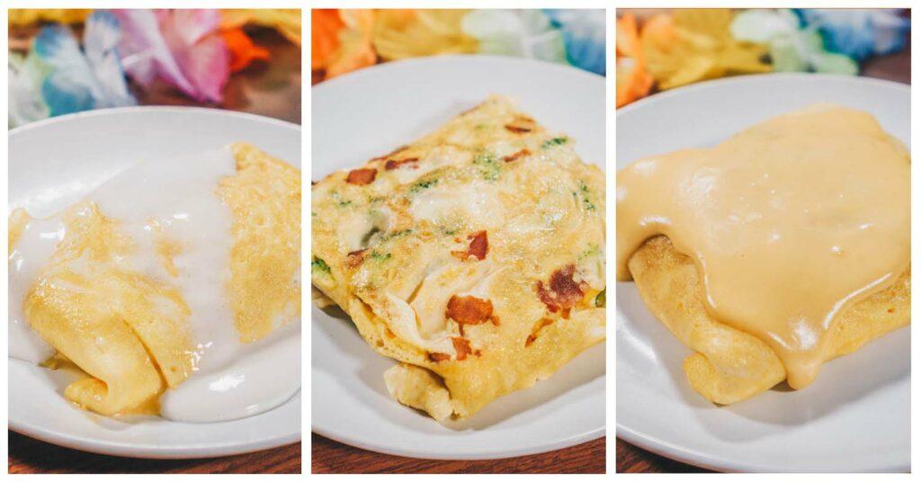 Neopets Omelette Recipe colalge