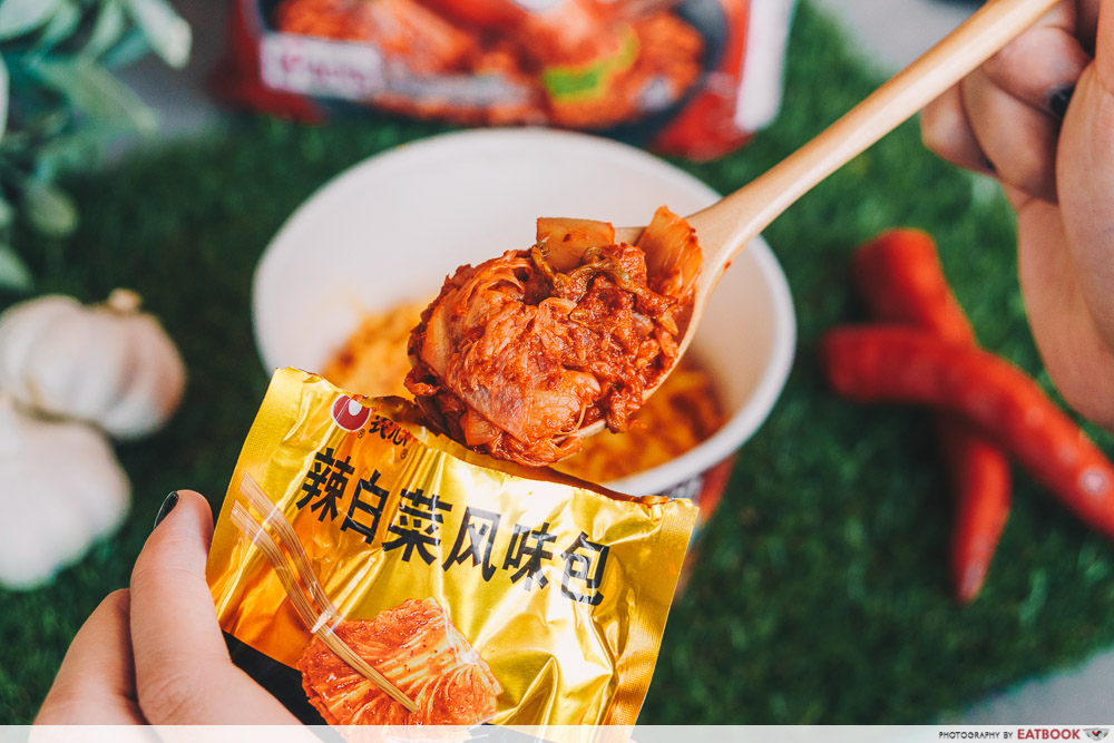 Nongshim - Fresh Kimchi Packet