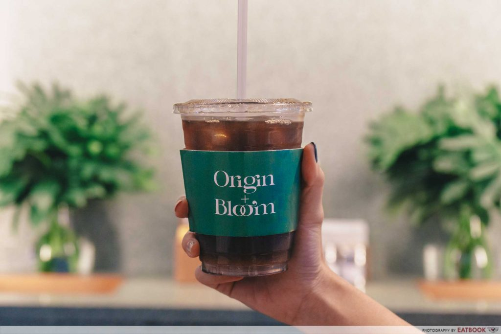 Origin + Bloom Mazagran
